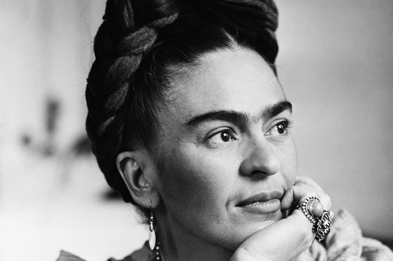 Frida Kahlo Mexican Artist Voice Recordings Self Portraits The National Sound Library of Mexico 1955 radio show El Bachiller 'Portrait of Diego'