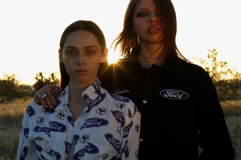 Fuct Richardson Erik Brunetti streetwear a1 magazine jenna jamesson jaws wielder jacket aloha shirrt