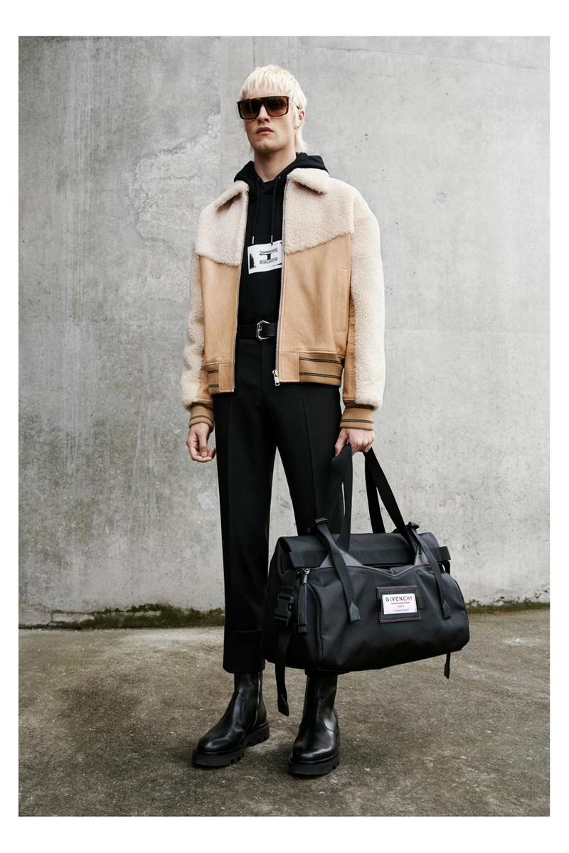 givenchy spring summer 2020 pre collection lookbook images mens
