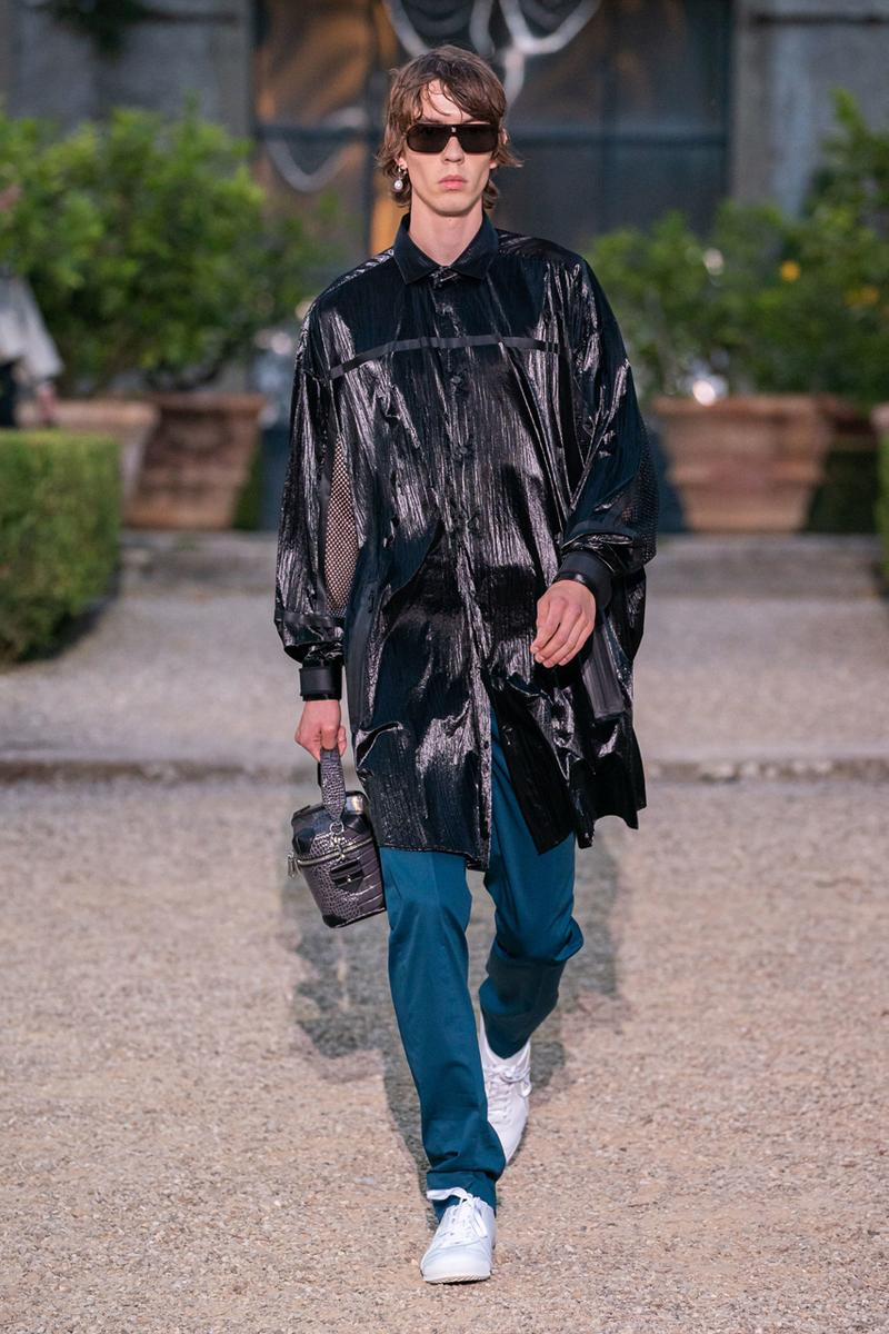 Givenchy Spring/Summer 2020 Pitti Uomo SS20 Pitti 97 Claire Waight Keller Korean Street Culture