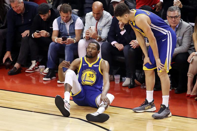 Golden State Warriors Toronto Raptors to Force Game 6 Beat Win 2019 NBA Finals Kevin Durant
