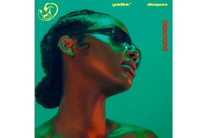 GoldLink Diaspora Album Stream listen now hip-hop rap 808 r&b funk soul reggae dancehall wstrn ari pen-smith pusha-t khalid tyler the creator jay prince wizkid jackson wang lil nei maleek berry bibi bourelly RCA Records sony music