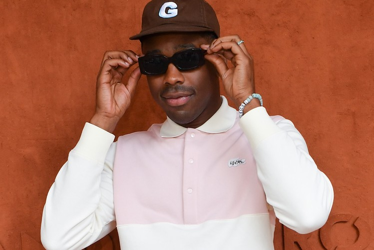 edf3c828 Tyler, the Creator Teases Golf Wang x Lacoste Collab in Paris