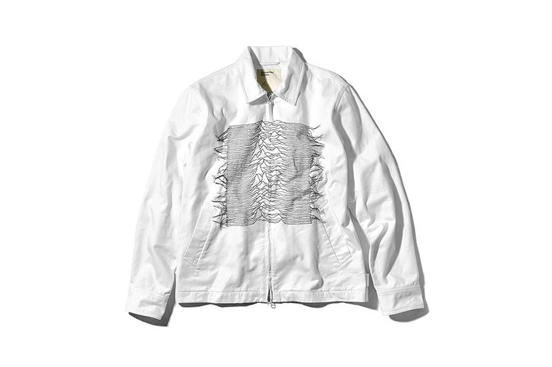 Goodhood & Peter Saville Create Joy Division 'Unknown Pleasures' 40th Anniversary Capsule