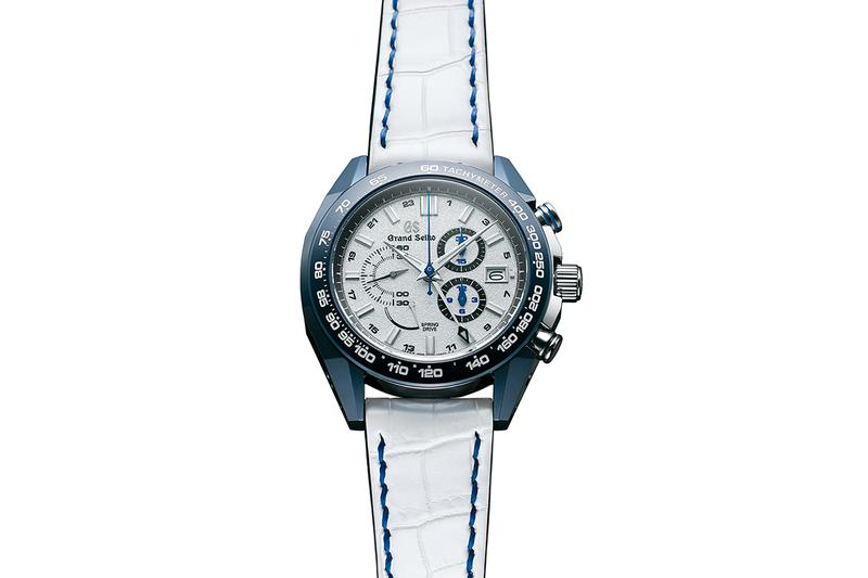 Grand Seiko x Nissan GTR 50th Anniversary Info racing sportscar street performance watches timepiece accessory limited edition