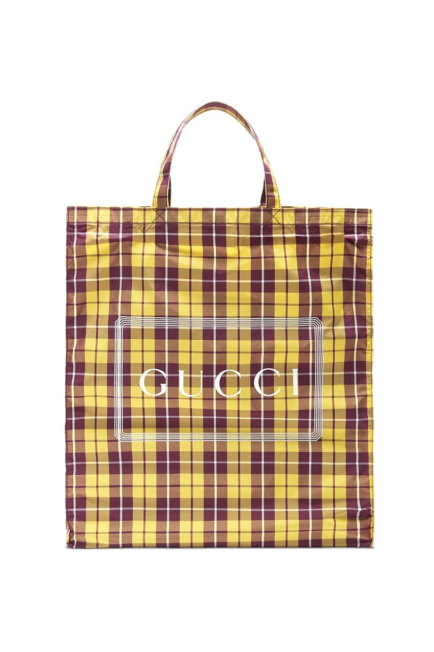 f77cc915a Gucci Releases Pre-Fall 2019 Mens Tote Bags | HYPEBEAST
