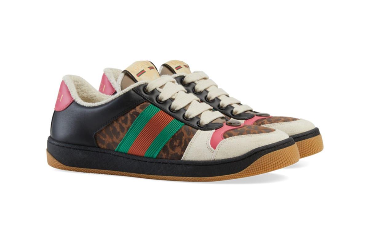 Gucci Screener Sneaker \