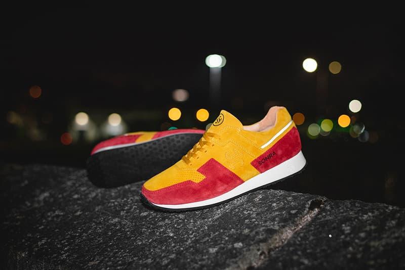 """HANON x Sonra Proto """"Wildcats"""" Sneaker Release Drop Date Information Cop Raffle Online Collaboration Hikmet Sugoer 200 Pairs Premium Materials Suede German"""