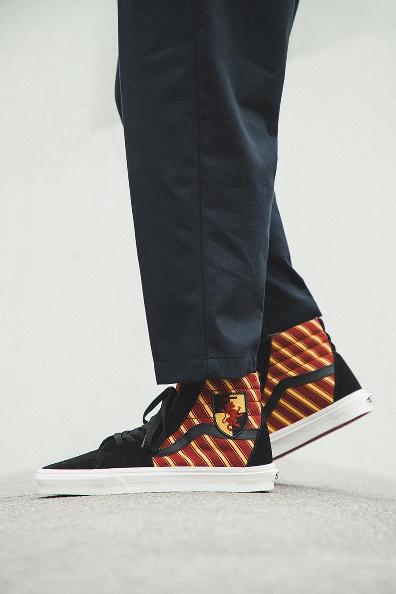 Harry Potter' x Vans Closer & On-Foot Look | HYPEBEAST
