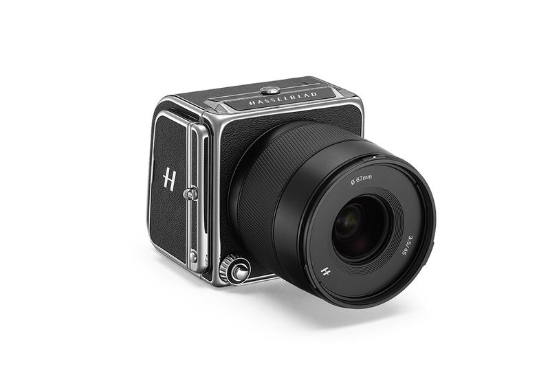 Hasselblad medium format camera X1D II 50C CFV II 50C digital back 907X camera body photography