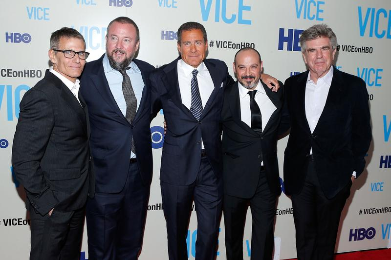 HBO Ends Seven Year Partnership With Vice Media Vice News Tonight show tv show daily program providers six seasons Josh Tyrangiel