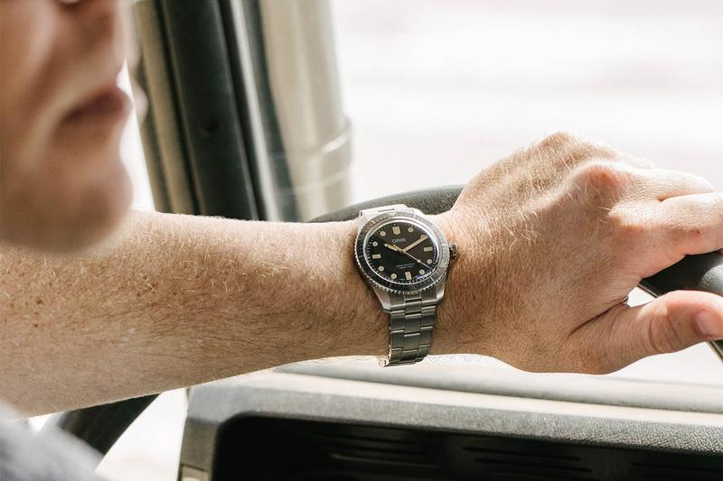 HODINKEE & Oris Collaborate on Limited-Edition Divers Sixty-Five Watch
