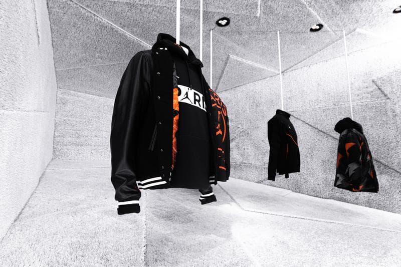 A Look at the Full Paris Saint-Germain x Jordan Collection