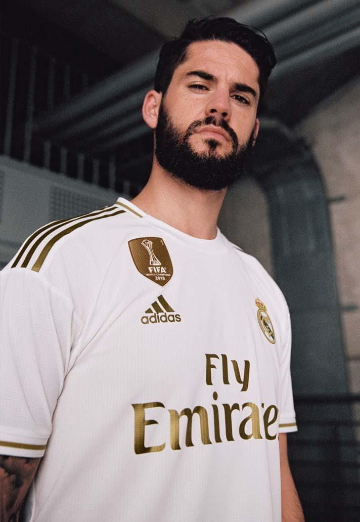 Real Madrid adidas Home Kits Jerseys 2019/20 Season