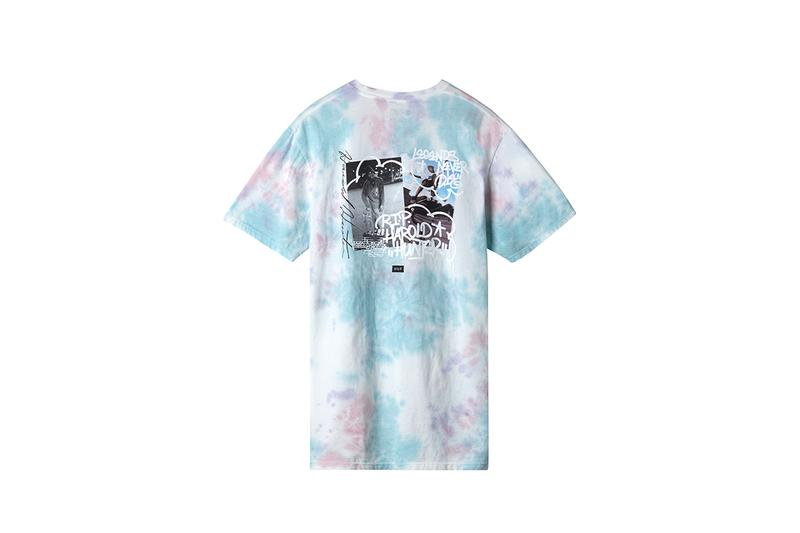 HUF Releases Harold Hunter Capsule Collection