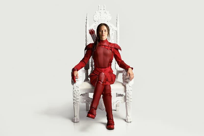 The Hunger Games Prequel Jennifer Lawrence Lionsgate Katniss