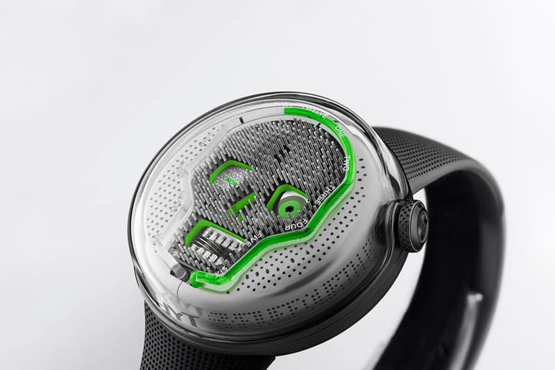 HYT H0 Soonow Skull Watch Info