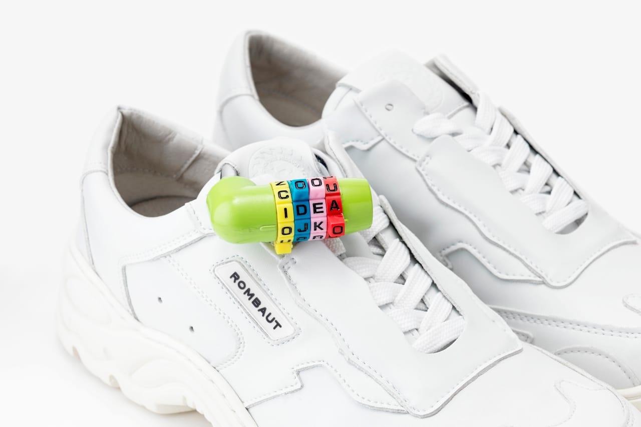 Rombaut Padlock Sneaker Collab   HYPEBEAST