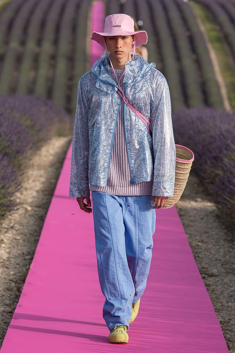 """Jacquemus Spring/Summer 2020 Show """"Le Coup de Soleil"""" The Sunburn Paris Fashion Week Men's SS20 Runway Collection Closer Look Review Best Looks Simon Porte Fashion Swarovski Collaboration"""