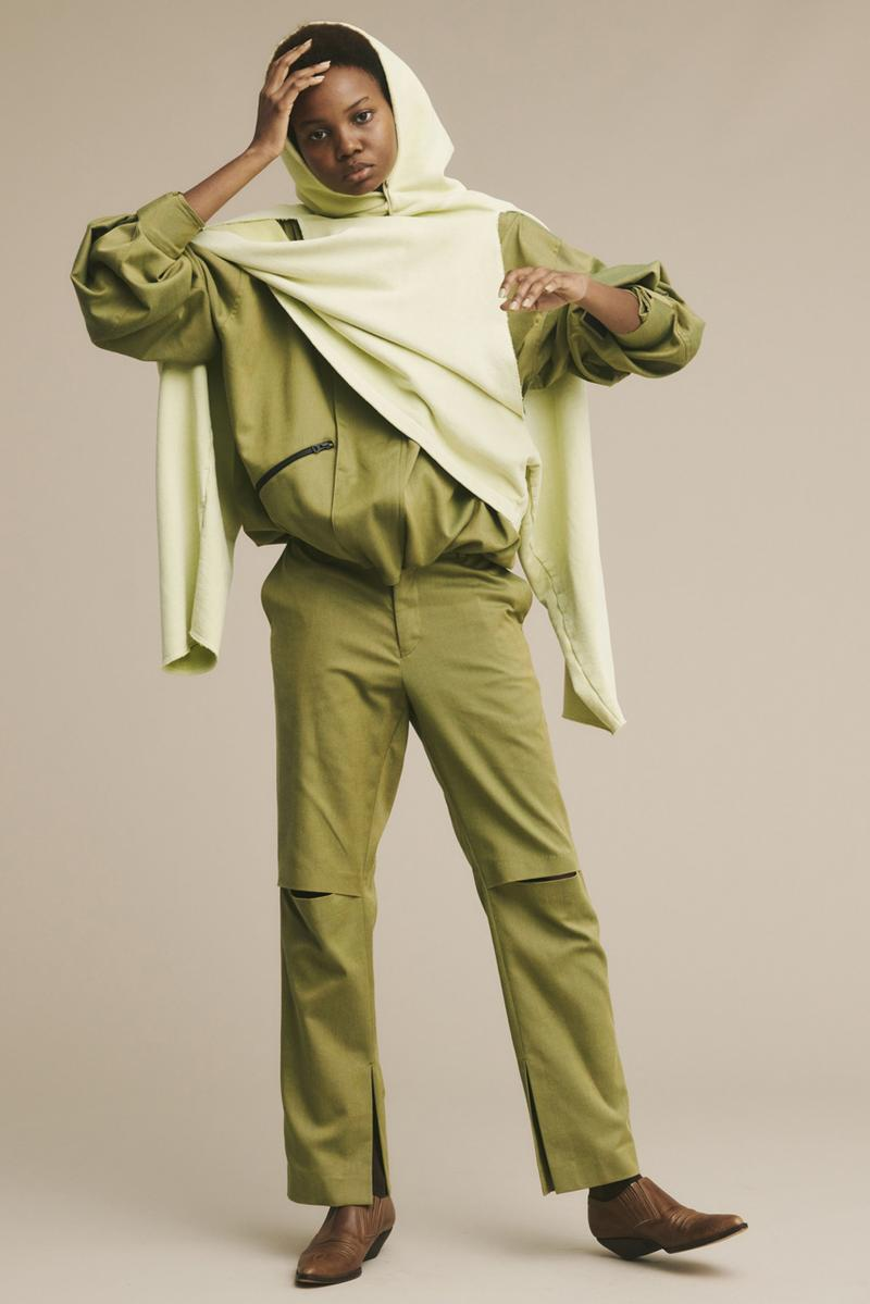 JIEDA Spring Summer 2020 Collection Lookbook paris fashion week ss20 pfw menswear hiroyuki fujita