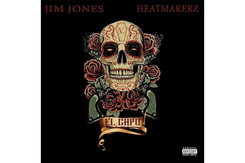 Jim Jones El Capo Album Stream rick ross