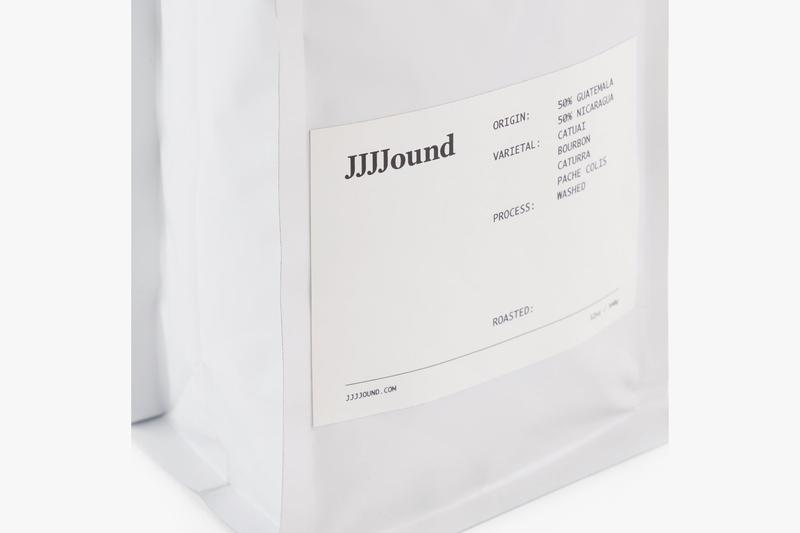 JJJJound Nova Scotia Coffee Release Maritimes Halifax Coffee Beans Farming Fair Trade Caffeine 902 Canada