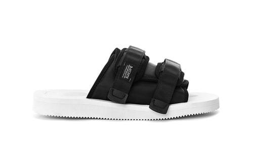 John Elliott & Suicoke Release Three Oreo-Toned Footwear Staples