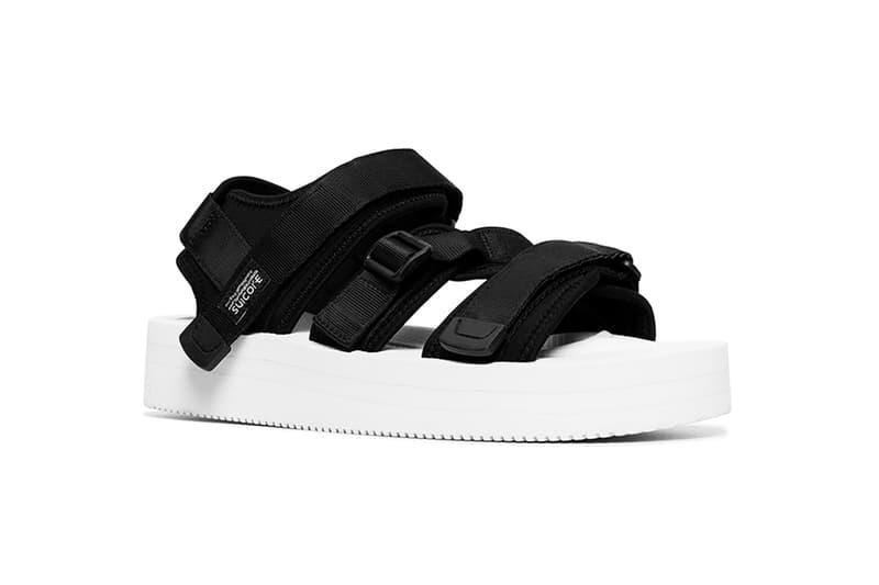 John Elliott Suicoke Capsule MOTO CAB KAW CAB KISEE VPO sandals slides neoprene vibram sole