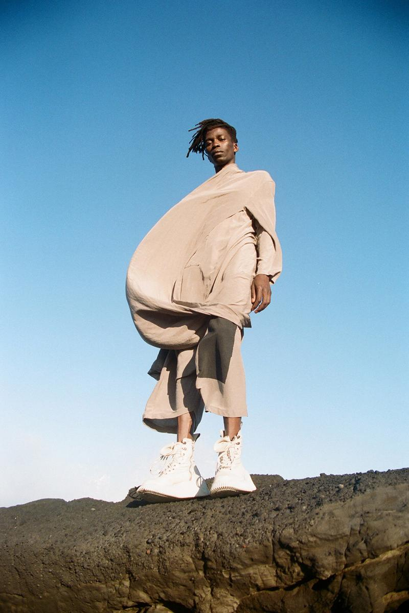 JULIUS' SS20 [ Afangar; ] Collection Is a Reflection of the Relationship Between Humans & Nature