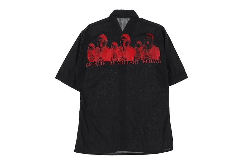 Jun Inagawa EMPTY ROOM PFW Pop-Up Announcement Yohji Yamamoto Comme Des Garcons Undercover Number Nine Helmut Lang Raf Simons
