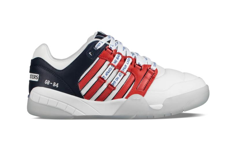 16f824004 Ghostbusters x K-Swiss 35th Anniversary Capsule release sneaker where to  buy price 2019