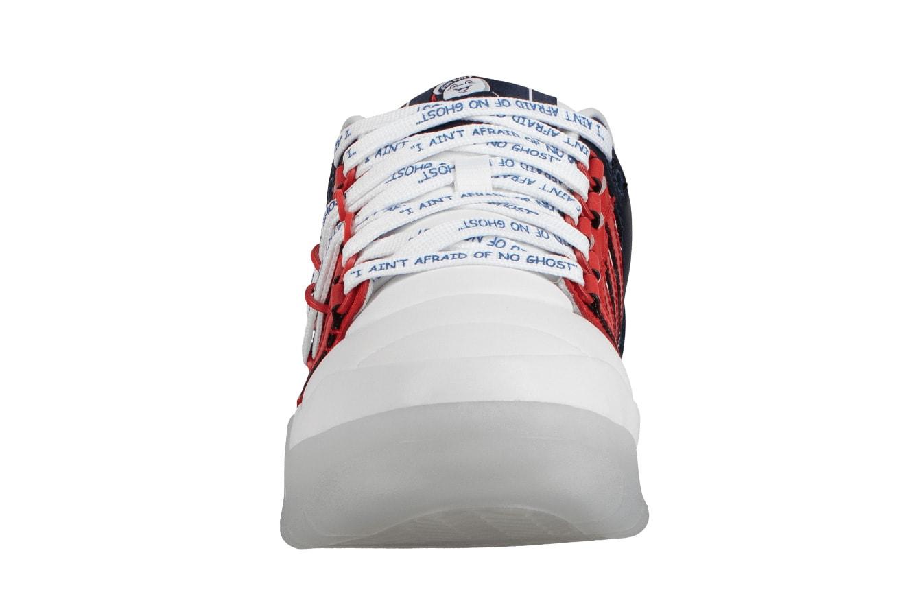Ghostbusters x K-Swiss 35th Anniversary Capsule Slimer Stay Puft Marshmallow Man foot locker dan aykroyd videos