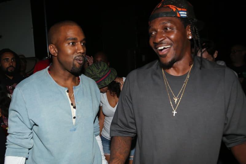 Kanye West Pusha T Come Back Baby Lawsuit daytona George Jackson