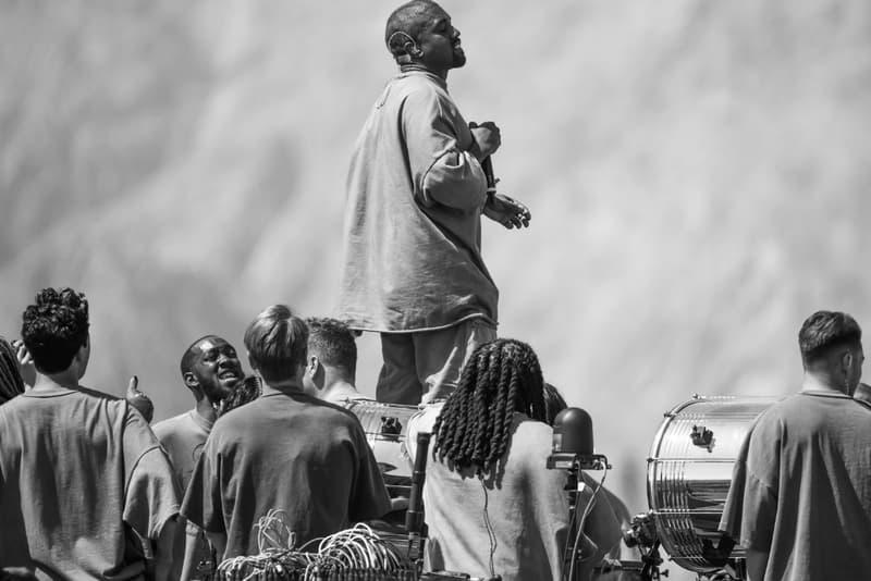 Ronny J Reveals Details on Kanye West's 'YANDHI' Album videos interviews kids take over africa ye