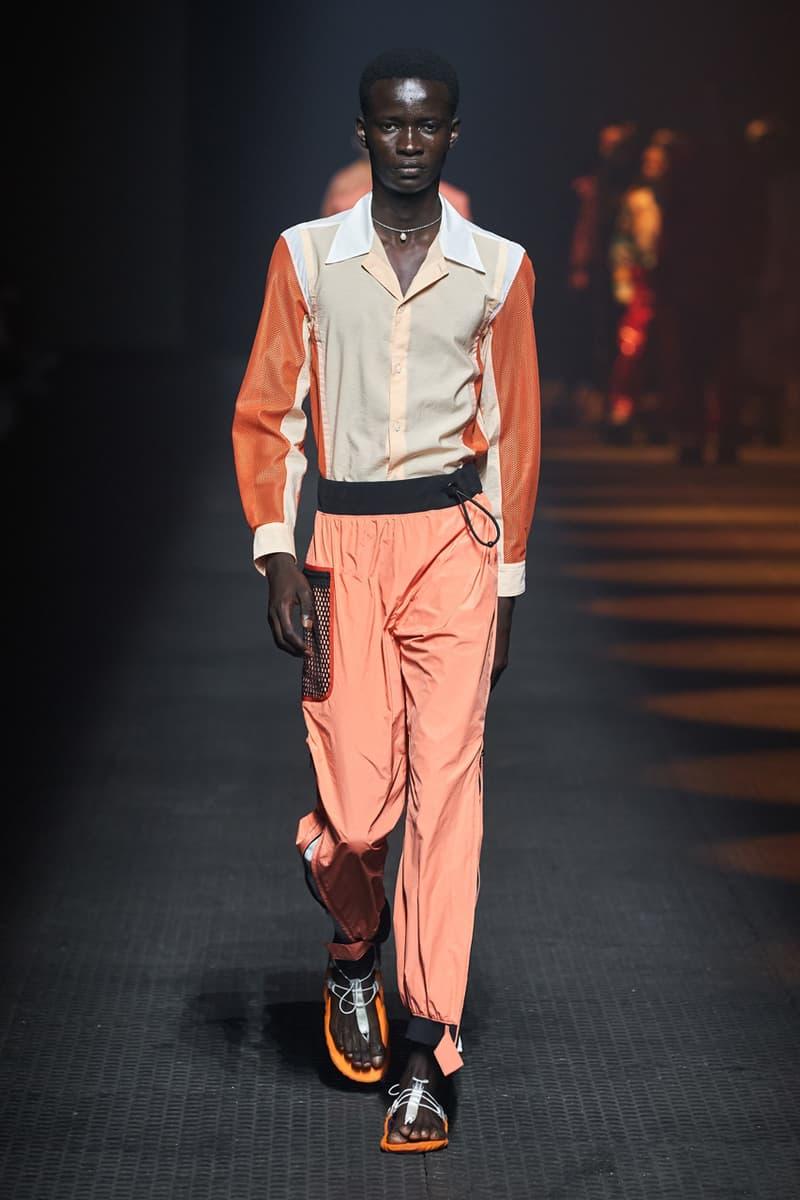 kenzo spring summer 2020 mens runway show collection paris fashion week carol lim humberto leon