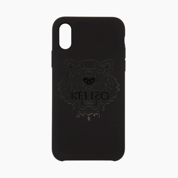 Kenzo Black Tiger iPhone X Case