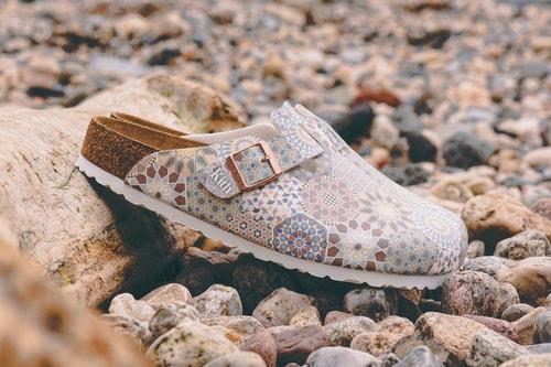 KITH Teams up with Birkenstock on Summer-Ready Boston & Arizona Footwear