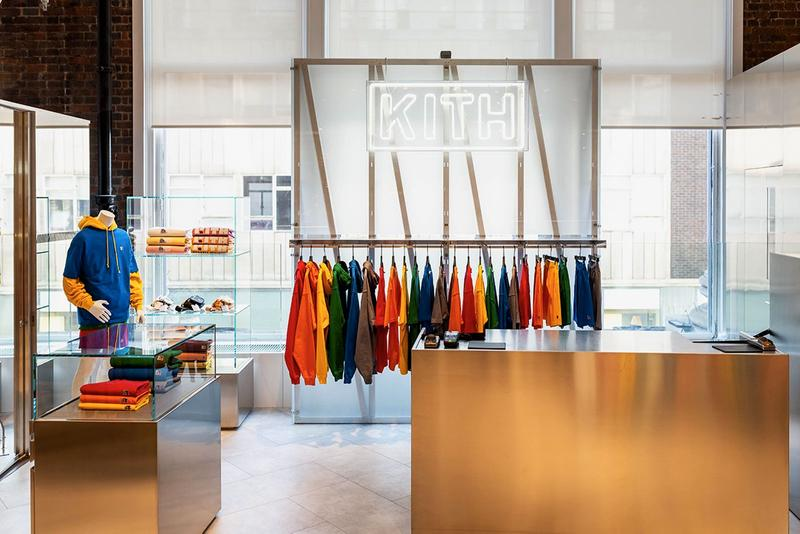 KITH Paris Flagship Store Opening Info Date Ronnie Fieg Francky.B Sneakerness