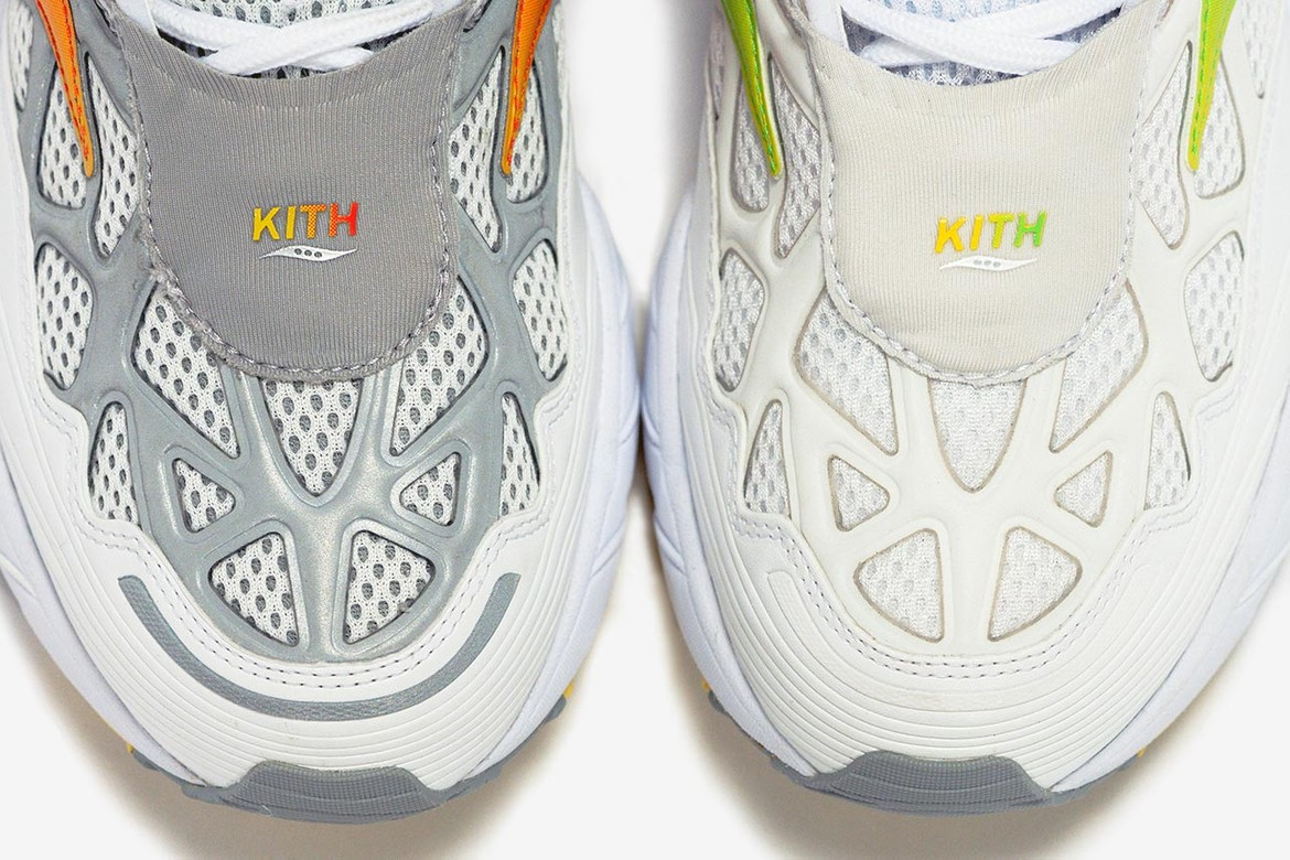 the best attitude ff4a4 64c9e KITH x Saucony Grid Web Sneaker Collab Release   HYPEBEAST