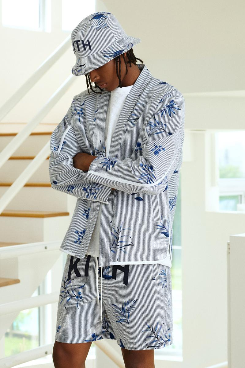 KITH Summer 2019 Collection Lookbook and Collaborations first look release date info menswear accessories adidas ugg patterns