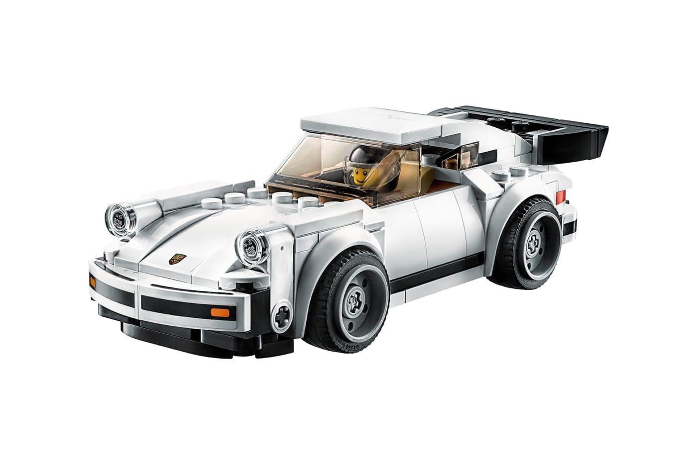 LEGO 1974 Porsche 911 Turbo 3.0 Release