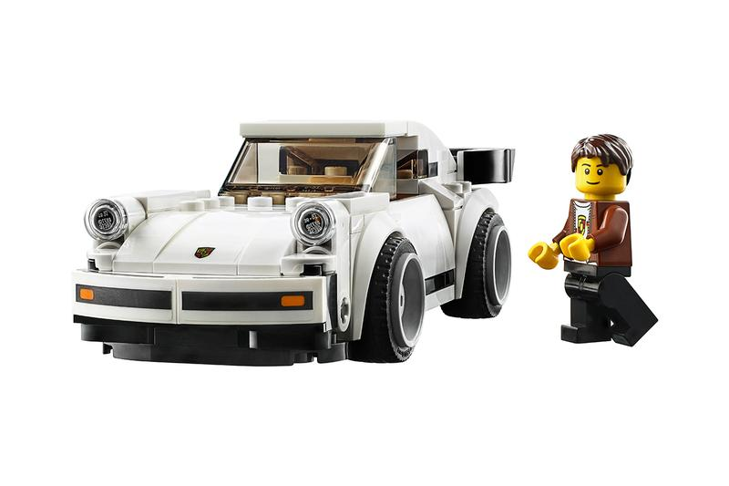LEGO 1974 Porsche 911 Turbo 3 0 Release Info racing cars collectible toys bricks motorsport hobby building models