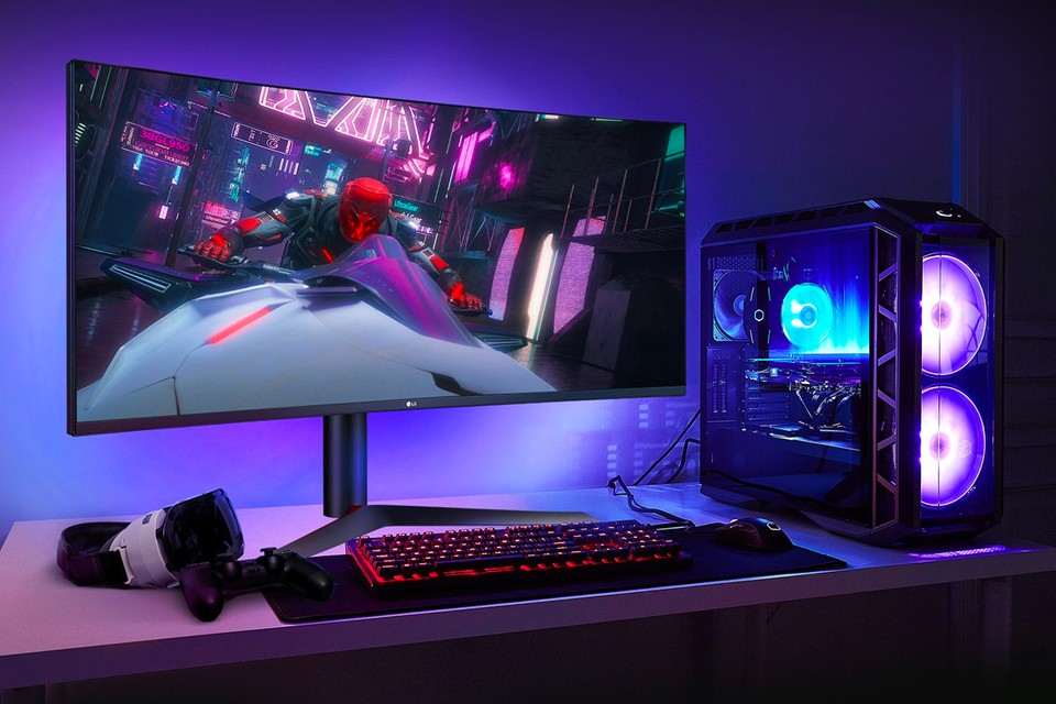 LG UltraGear 1ms Gaming Monitor Release | HYPEBEAST