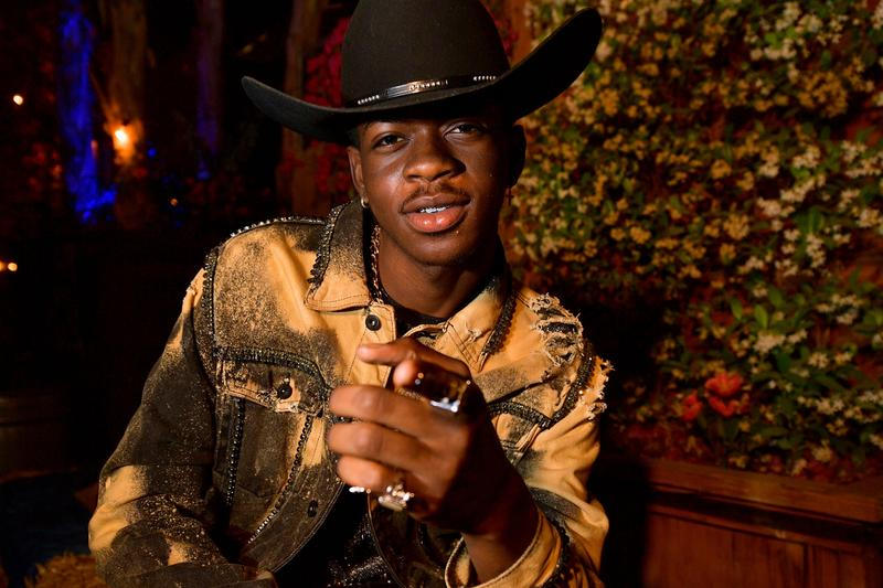 Lil Nas X 7 EP projections Debut No.1 billboard 200 Billie Eilish