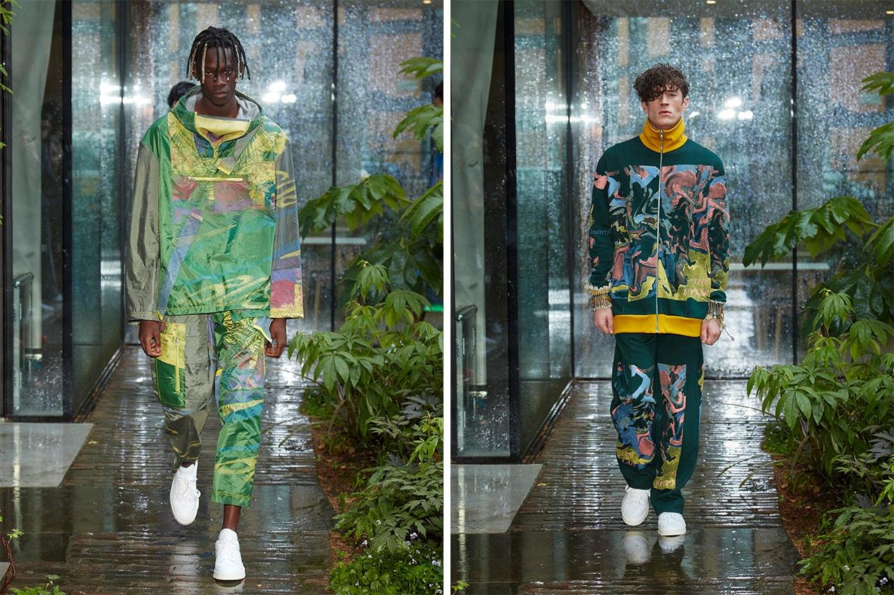 lfwm london fashion week mens ss20 spring summer 20 five best shows you missed emerging designers priya ahluwalia studio hussein chalayan fashion east robyn lynch bethany williams bianca saunders