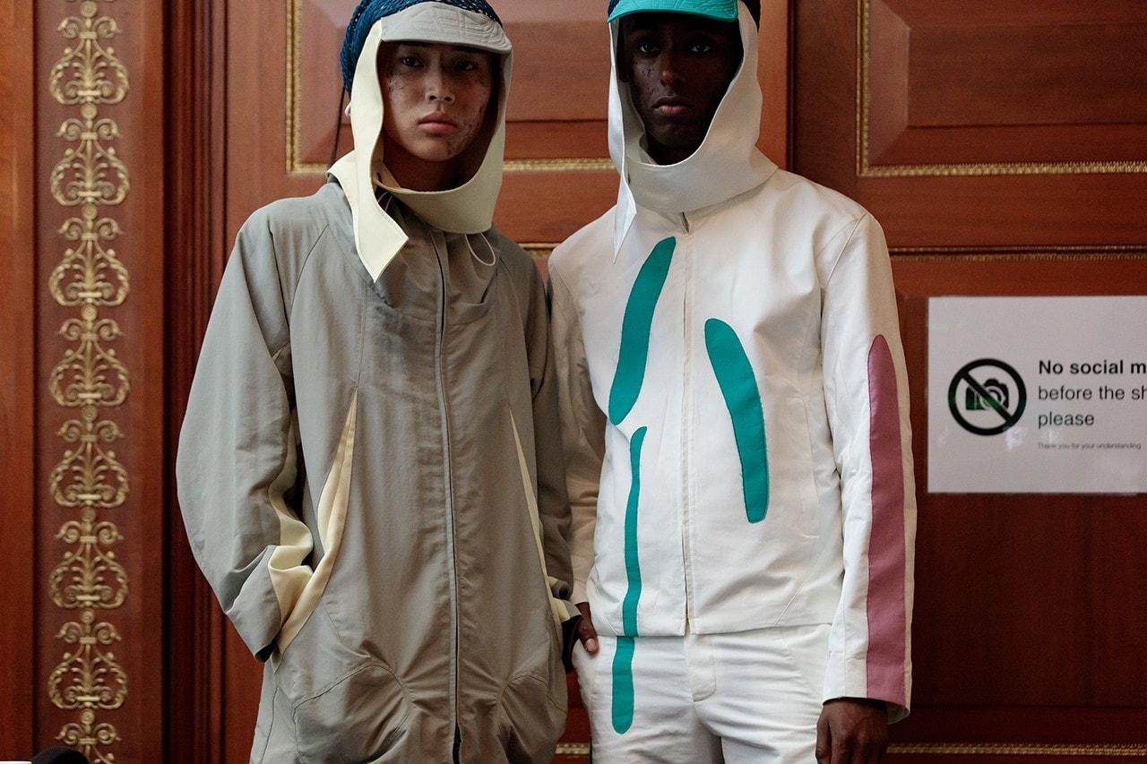 London Fashion Week Men's SS20 Spring/Summer 2020 Op-Ed LFW:M Paria Farzaneh Nicholas Daley Bianca Saunders Lou Dalton Ahluwalia Studio Martine Rose Craig Green