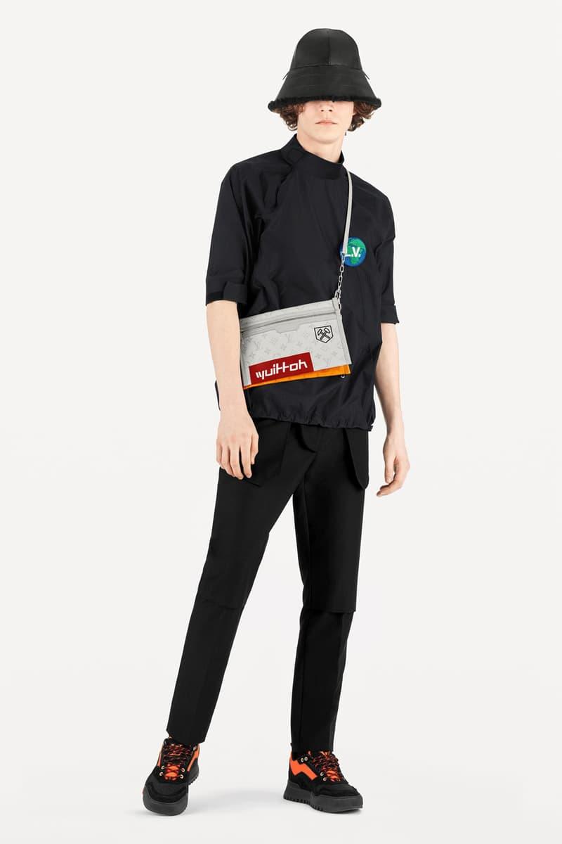 Louis Vuitton Pre-FW19 Collection Lookbook winter fall 2019 release date info virgil abloh