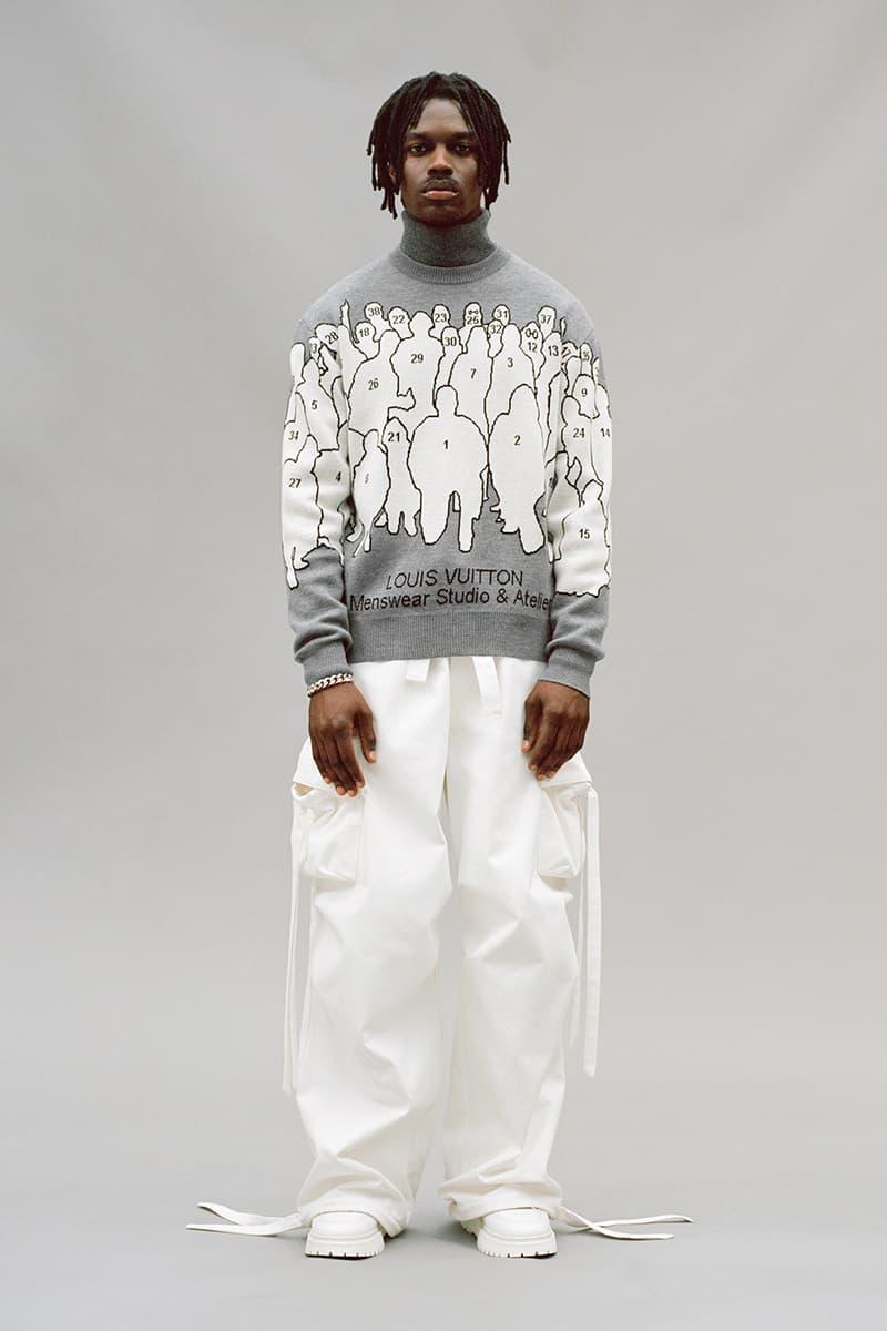 Louis Vuitton Presents Virgil Abloh-Designed Pre-SS20 Collection