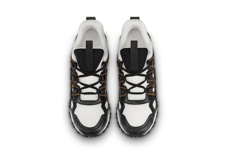 73d5760f07f60 Louis Vuitton Run Away Sneaker SS19 | HYPEBEAST