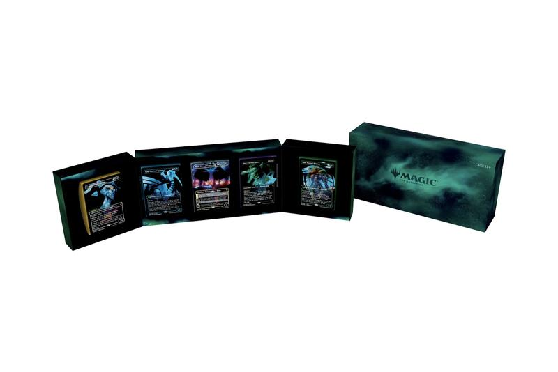 Magic The Gathering Comic-Con Exclusives Info planeswalker dragon god eternal card game gaming